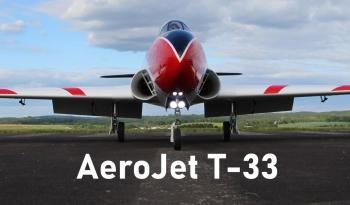AeroJet T-33