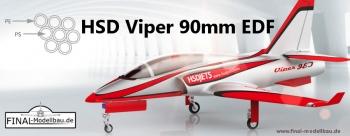 HSDJets 90mm Viper PRO II