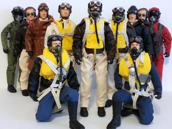 Full-Scale Warbird-Piloten