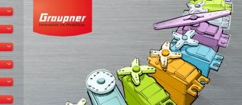 GRAUPNER - Servos
