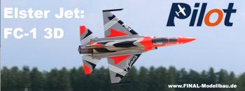 Elster Jet: FC-1 3D
