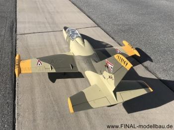 AeroFoam L-39 Albatros G2 'CAMO TIGER' - Turbine Ready