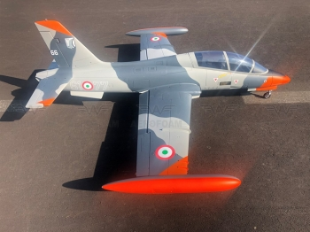GLOBAL AeroFoam Italien Airforce MB339 - Turbine Ready