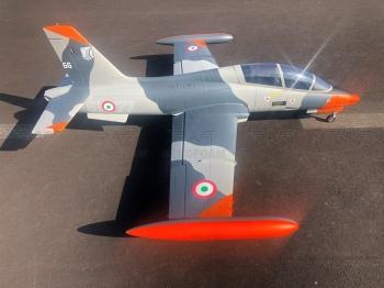 AeroFoam MB339 G2 'Italien Air Force CAMO' - Turbine Ready