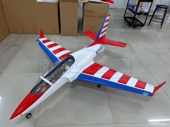 GLOBAL AeroJet Viper G2 1.95m CHIPMUNK ARF PRO mit Licht und Scale Cockpit