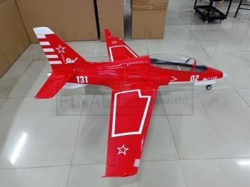 GLOBAL AeroJet Viper G2 1.95m YAK130 RED