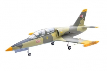 GLOBAL AeroFoam L-39 Albatros 'CAMO TIGER' - Turbine Ready