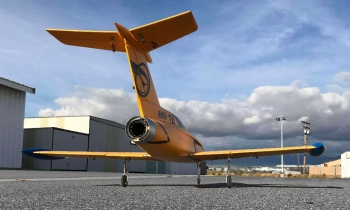 AreoFoam SPORTJET G2 'Gelb' - Turbine Version