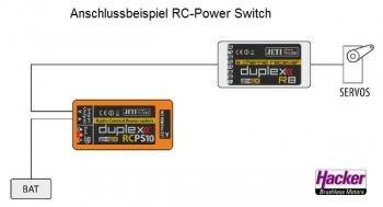 DUPLEX 2.4EX RC Power Switch 5