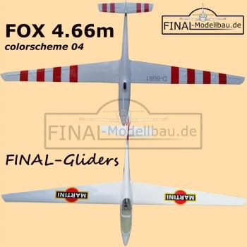 FINAL FOX 4.66m