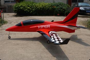 GLOBAL Viper 2.3m inkl. E-Fahrwerk