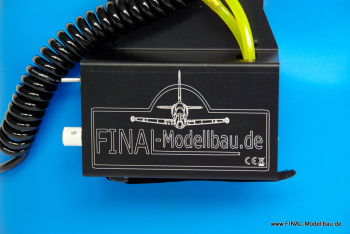 FUEL Station FINAL-Edition mit flachem Kanister