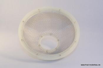 Turbineneinlass-Schutzsieb weiß (groß)