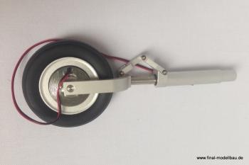 JTM Fahrwerksbeine Viper120 & XXX Jet mit E-Bremse