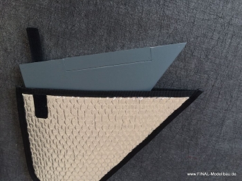 Maho Flächenschutztaschen für GLOBAL TurboFoam F16