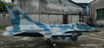 JL F-16C 1/6 Fighting Falcon
