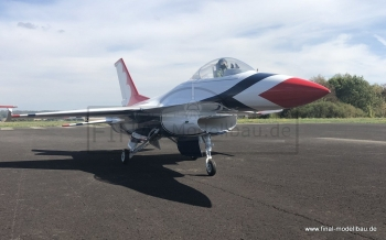 Jetlegend F16 1/8 Basic-Line