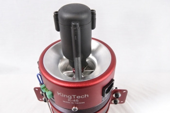 KingTech K-45G Turbine RESTART