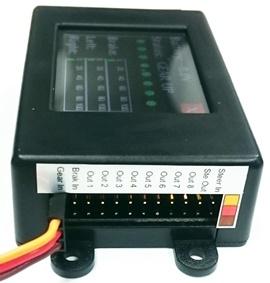 Kontroller / Sequencer für elektr. Fahrwerke LGC15
