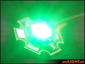 8W Punktlicht-Chip GRÜN
