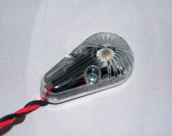 4W Profillicht 24mm, GRÜN