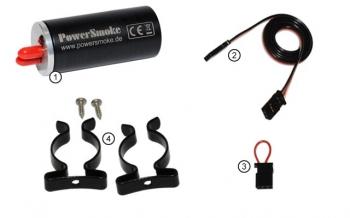 PowerSmoke 740 Rauchpumpe