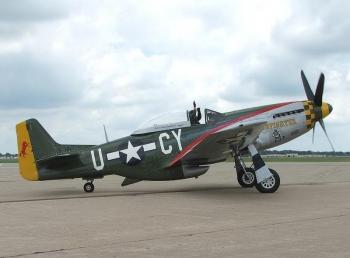P-51D Mustang ARF 2.3m inkl. SCALE E-Fahrwerk