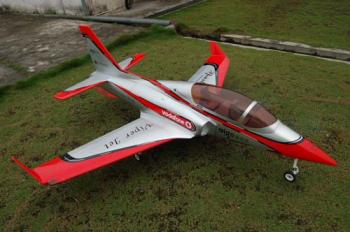 JL E-VIPER Jet - ARF inkl. elektr. Fahrwerk