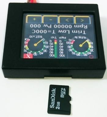 Smart Data Terminal für FADEC ECUs
