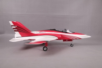 FMS Super Scorpion Jet EDF 90 PNP - 114 cm Rot