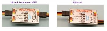 iTrap Telemetrie 175ml - 4mm Steckverbindung FESTO Schlauch