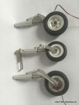 JTM Fahrwerksbeine L39 mit E-Bremse