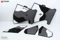 REVOC Flächenschutztaschen Set JL F16 1/6 ARTIC AGRESSOR