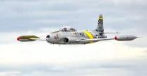 GLOBAL AeroJet T-33 ARF Scale 1/6 'ACE MAKER 2'