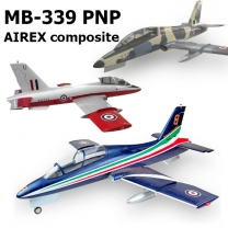 JMB-Jets MB339 PNP AIREX Version 2 mit Cockpit