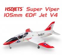 SUPER VIPER EDF 105mm NAVY - Display Flieger
