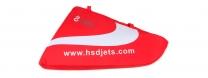 HSD Super Viper - Fläschenschutz Tasche ROT