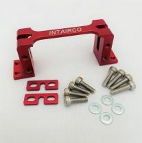 Intairco CNC Servo mount inc Servo Washers and Mounting Hware - Suits Std Size JR, Hitec & Futaba Servos