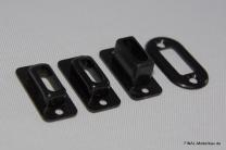 Einbaurahmen MPX Stecker 4 Stück/Set