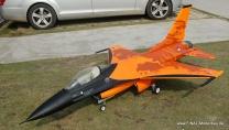 Jetlegend F-16C 1/6 PNP, Farbe: NL AF Display 2010