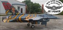 Jetlegend F-16C 1/5 Belgian AirForce Display