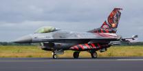 Jetlegend F-16C 1/5 PNP-Version Turkish Airforce TIGER MEET