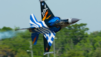 Jetlegend F-16C 1/5 PNP. Farbe: Greek Air Force ZEUS