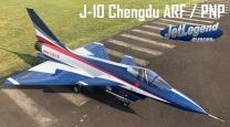 Jetlegend J10 ARF, Farbe: Chinese AF Display Team + Upgrades