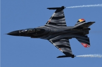 Jetlegend F-16C 1/6 PNP, DARK FALCON