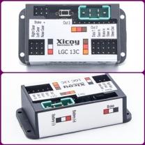 Kontroller / Sequenzer für elektr. Fahrwerke LGC13