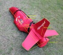 Schutztasche Rumpf für Pilot-RC Viper 2.0m
