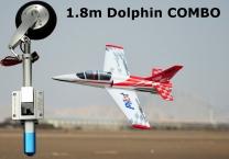 Dolphin Sport Jet 1.8m mit E-Fahrwerk COMBO