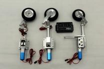 PILOT RC Fahrwerk-Set (Elektrisch) für 1.8m Dolphin
