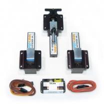 Electric Retract Set Genesis 40. 3 Gear